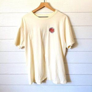 Life is Good Ivory Graphic Tee L